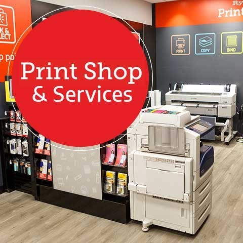 Hard Copies Print Shop - RAF Lakenheath