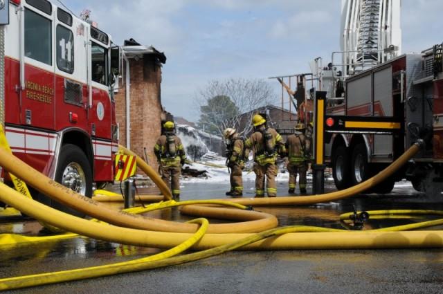 Norfolk Fire and Emergency Services - NAVSTA Norfolk