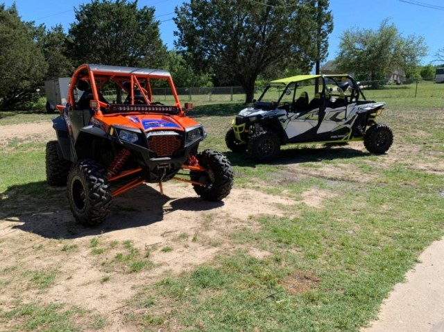 ATV Park - Fort Hood
