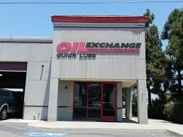 Oil Exchange Quick Lube – Mainside- Camp Pendleton