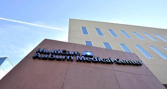 Mary Bridge Pediatrics - Auburn