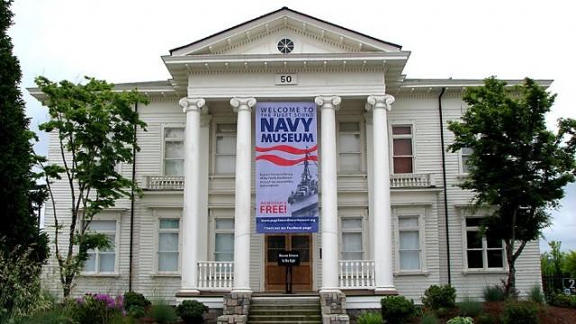 Puget Sound Navy Museum - Naval Base Bremerton