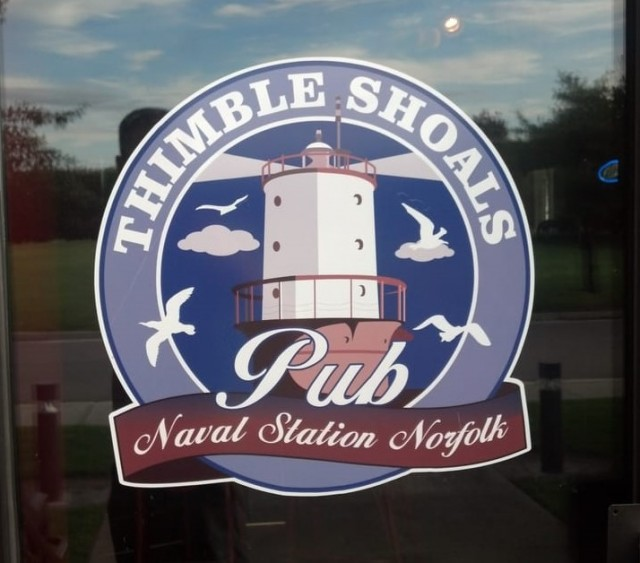 Thimble Shoals Pub - NAVSTA Norfolk
