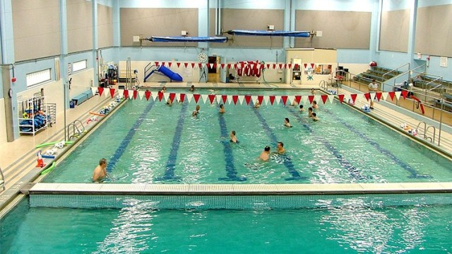 Soldiers Field House Pool - Joint Base Lewis McChord