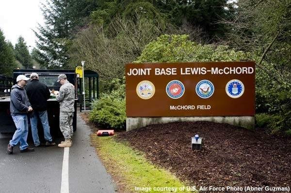 JBLM, McChord AFB  (ID Card Locator)