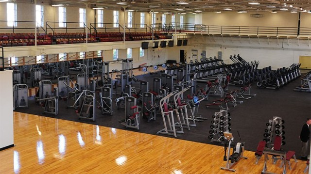 Jensen Family Health and Fitness Center - Joint Base Lewis McChord