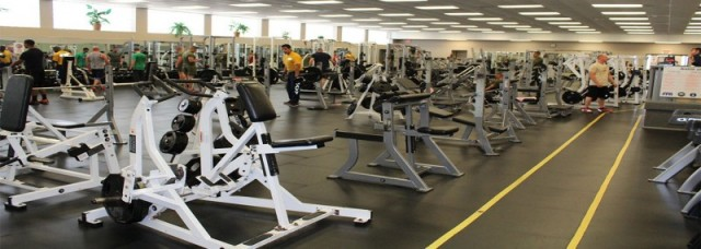 Portside Fitness Center - NAS Pensacola