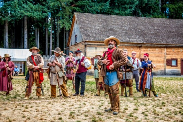 Fort Nisqually Living History Museum - Joint Base Lewis McChord