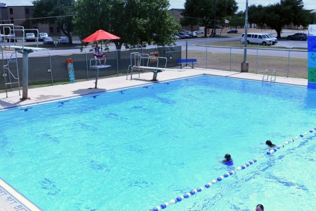 Aquatic Centers - Joint Base San Antonio-Lackland