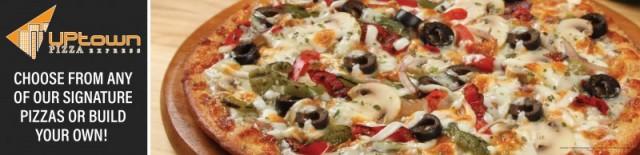 Uptown Pizza Express- NAVSTA Guantanamo Bay