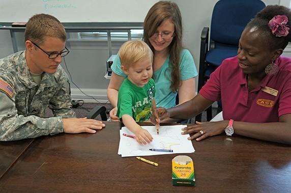 New Parent Support Program - Fort Stewart