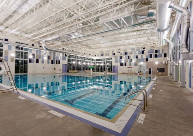 Ivy Indoor Pool - Fort Carson