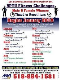 NPTU Fitness Center-NSA Saratoga Springs