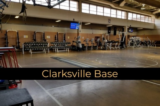 Clarksville Base Physical Fitness Center - Fort Campbell