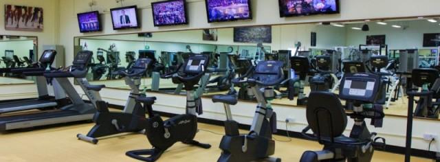 Third Fleet Fitness Center - Naval Base Point Loma