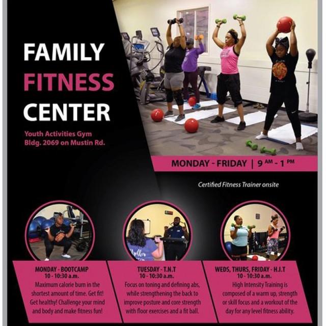 NAS Jacksonville Family Fitness Center