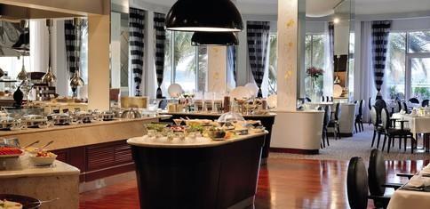 Mövenpick Hotel Bahrain Brunch @ Sillk's Restaurant