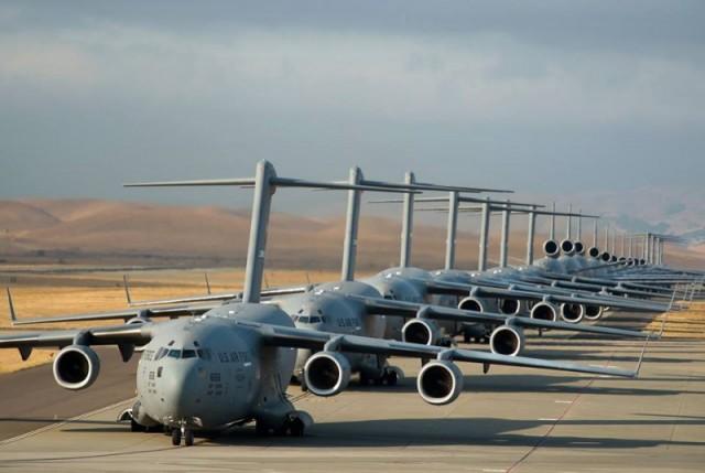 Travis Air Force Base
