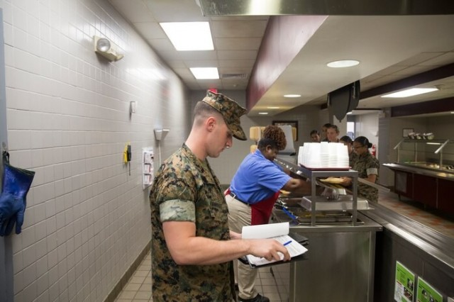 Food Services - MCRD Parris Island