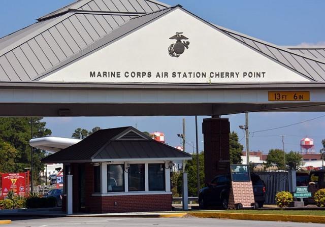 MCAS Cherry Point H&HS - Adjutant/Legal