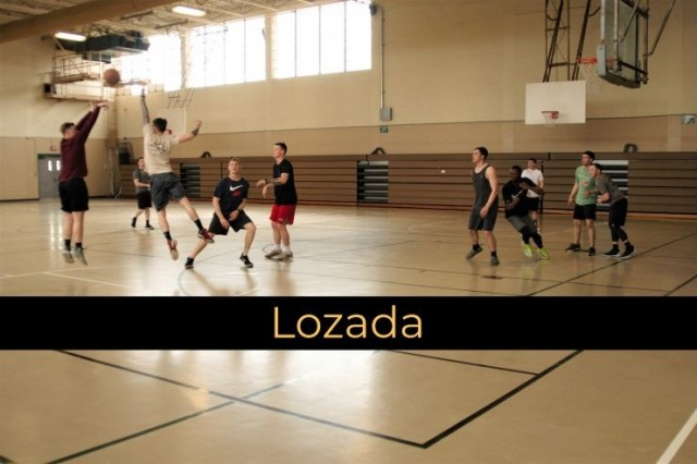 Lozada Physical Fitness Center - Fort Campbell