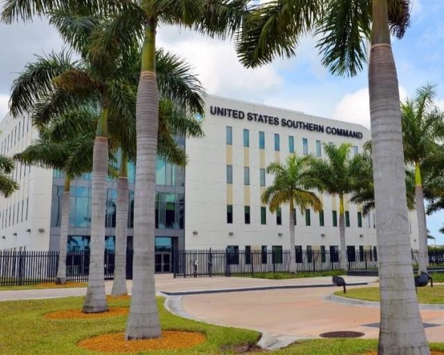 USSOUTHCOM/U.S. Army Garrison-Miami, Florida