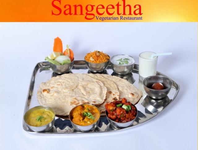 Sangeetha Restaurant Delights W.L.L