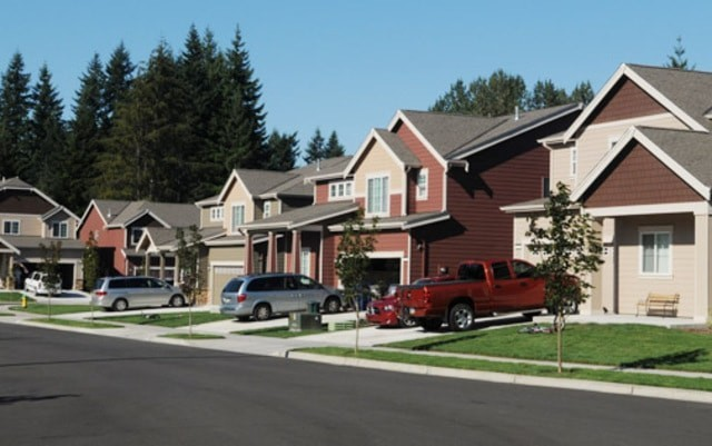 Family Housing - NAVSTA Everett