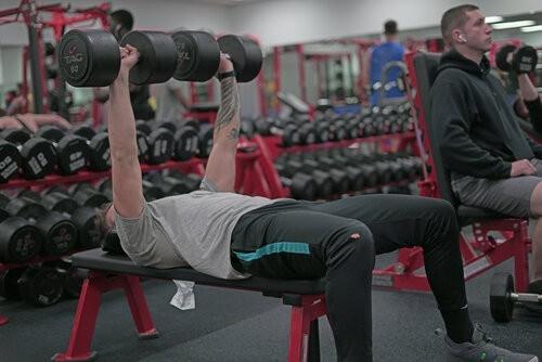 Altus AFB - Fitness Center