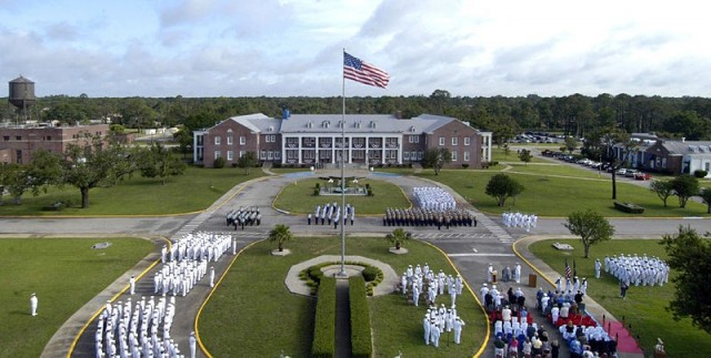 Corry Station Naval Technical Training Center