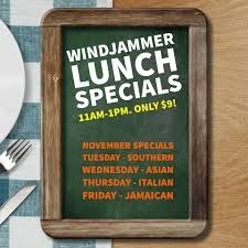 Windjammer Cafe- NASTA Guantanamo Bay