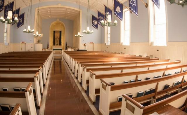 Coast Guard Memorial Chapel