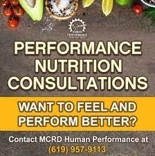 Human Performance- MCRD San Diego