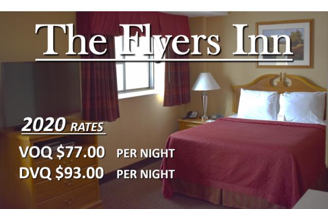 Westover ARB - The Flyers Inn
