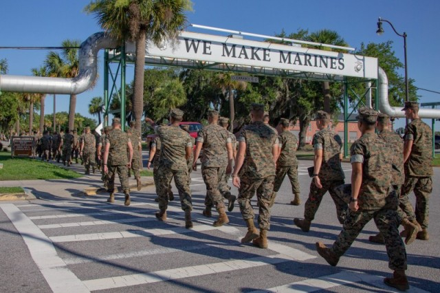 Readiness and Deployment Support - MCRD Parris Island