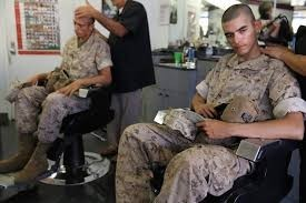 Barber Shop- MCRD San Diego