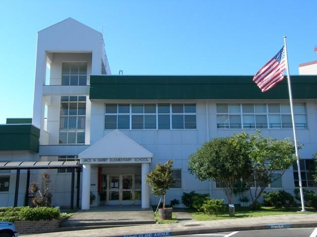 Darby Elementary School - Sasebo