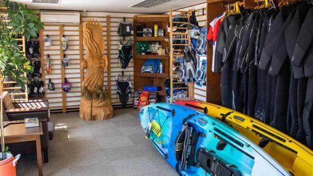 Outdoor Recreation Equipment - Sasebo