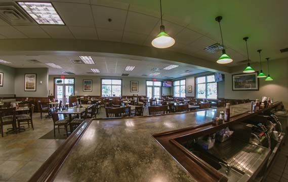 MCAS Cherry Point Wings Restaurant