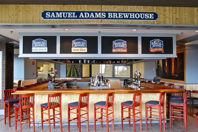 Samuel Adams Brewhouse & Restaurant