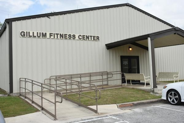 Gillum Fitness Center - Joint Base San Antonio-Lackland