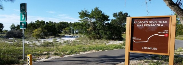 Jogging Trail - NAS Pensacola