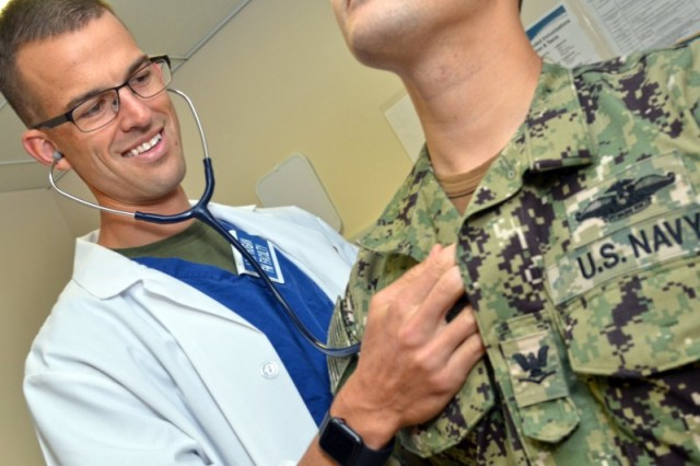 Military Acute Care Department (BHC) - NAVSTA Norfolk