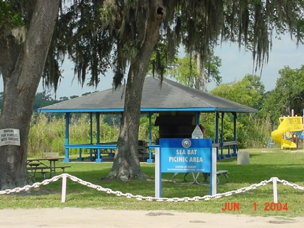 NAS Jacksonville Parks and Picnic Areas
