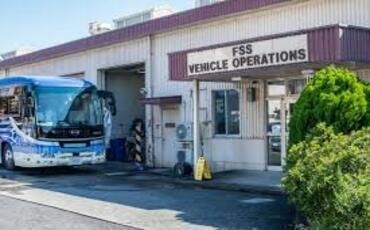 Yokota FSS Vehicle Operation