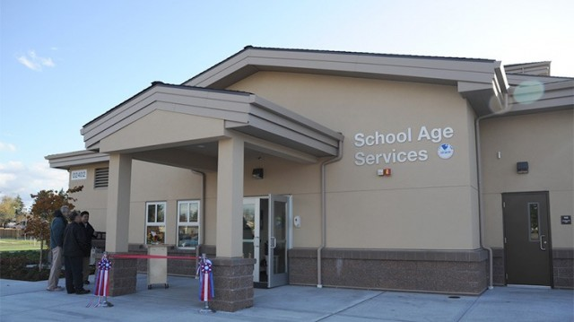 School Age Services (CYS) - Joint Base Lewis McChord
