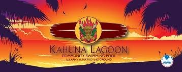 Kahuna Lagoon- Yuma Proving Ground