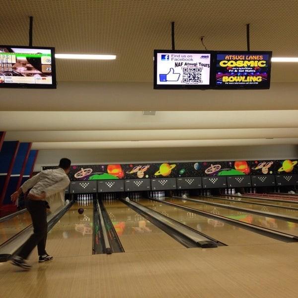 Bowling Alley - NAF Atsugi