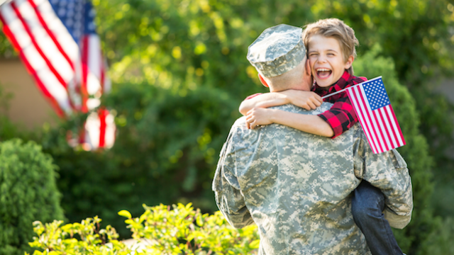 Military Life Skills Education Programs - Dads and Discipline