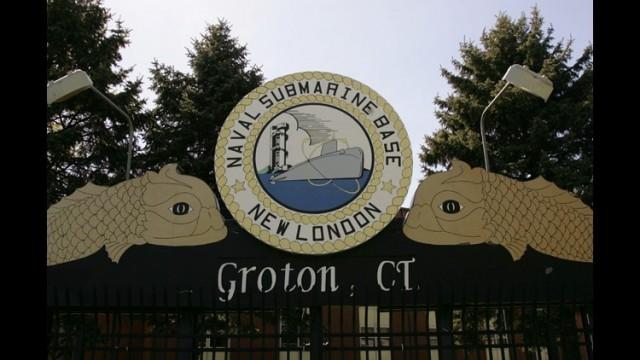 New London Naval Submarine Base